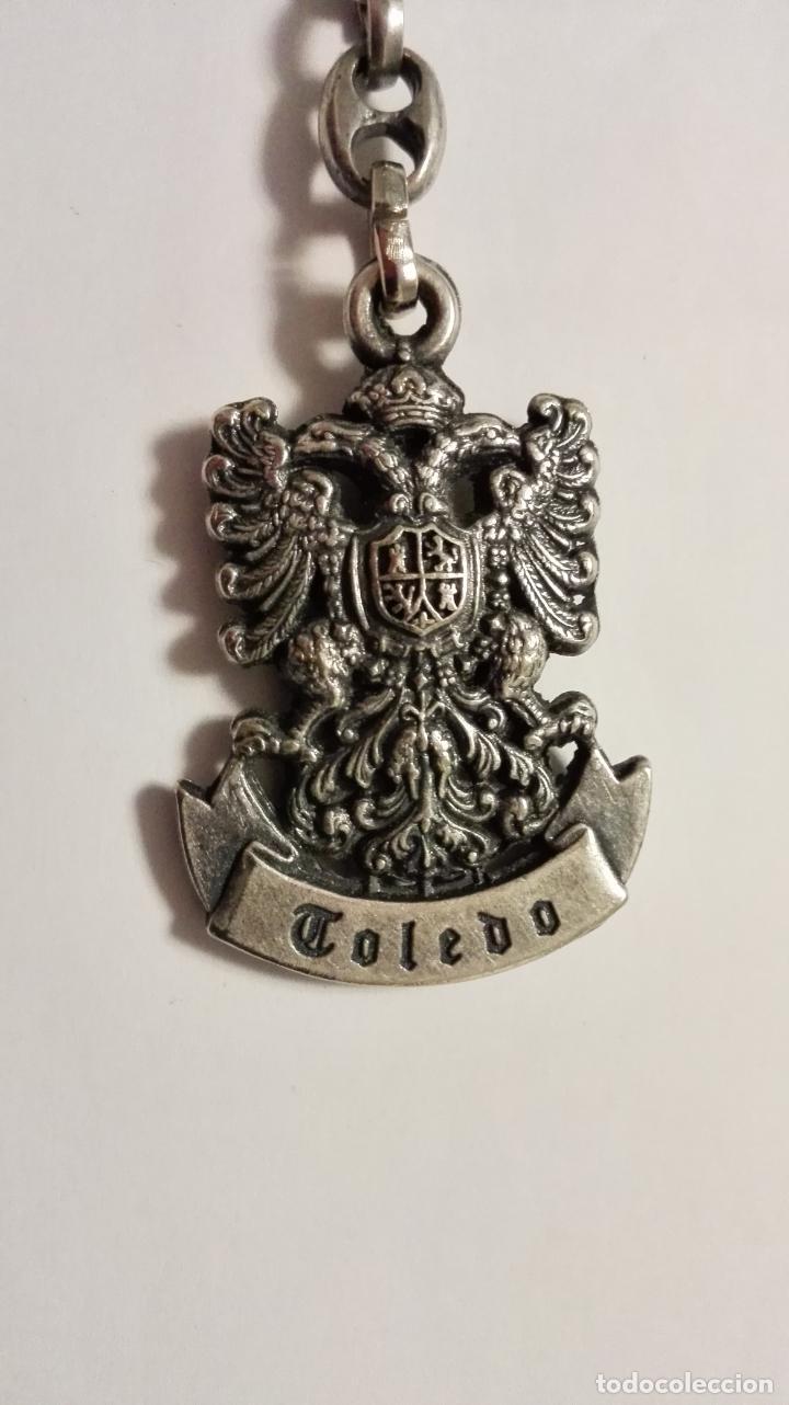 Coleccionismo de llaveros: LLAVERO TOLEDO CIUDAD IMPERIAL - Foto 2 - 183765805