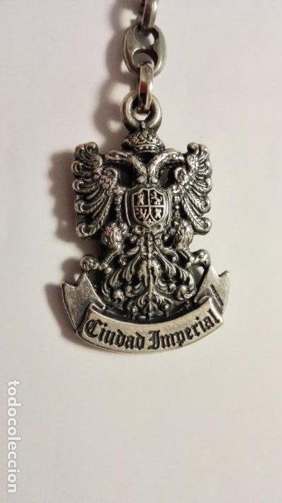 Coleccionismo de llaveros: LLAVERO TOLEDO CIUDAD IMPERIAL - Foto 3 - 183765805