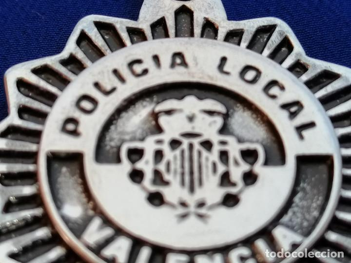 Coleccionismo de llaveros: LLAVERO POLICA LOCAL VALENCIA - Foto 3 - 189130555