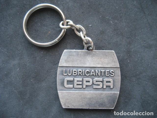 Coleccionismo de llaveros: LLAVERO LUBRICANTES CEPSA - Foto 2 - 189375473