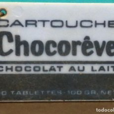 Coleccionismo de llaveros: LLAVERO AÑOS 70 CHOCOROVE CHOCOLATE . Lote 191128957