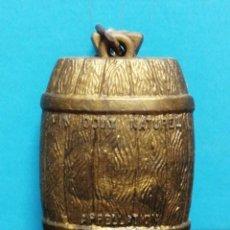 Coleccionismo de llaveros: LLAVERO AÑOS 70 BARRIL ARRELLAINOR . Lote 191129000