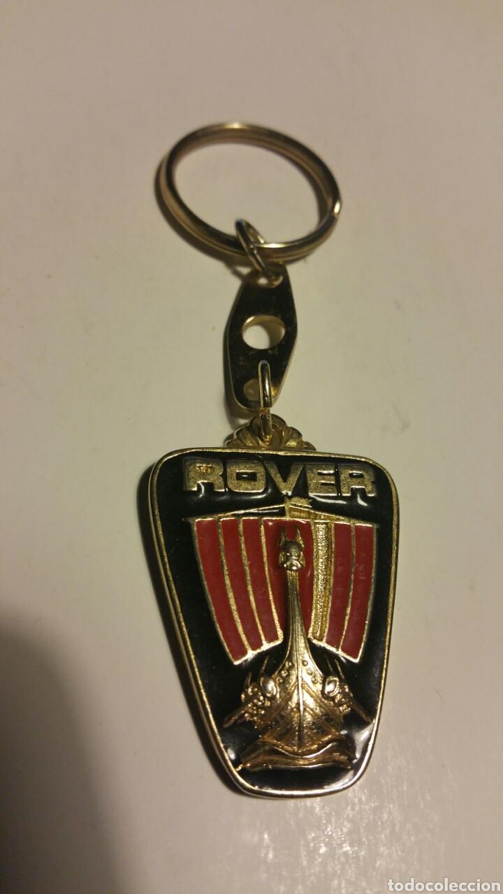 LLAVERO ROVER. (Coleccionismo - Llaveros)