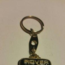 Coleccionismo de llaveros: LLAVERO ROVER.. Lote 191410488