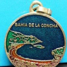 Collectionnisme de portes-clés: LLAVERO BAHIA DE LA CONCHA DONOSTIA TURISMO . Lote 191661603