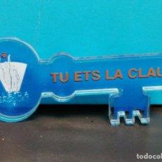Coleccionismo de llaveros: LLAVERO LLEIDA BASQUET . Lote 191752598
