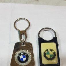 Coleccionismo de llaveros: LOTE DE 2 LLAVEROS BMW. Lote 192161102