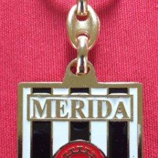 Coleccionismo de llaveros: LLAVERO FUTBOL - MERIDA A.D.. Lote 194543250