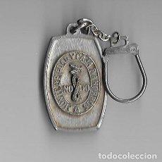 Coleccionismo de llaveros: LLAVERO DE METAL MONTE DE PIEDAD Y CAJA DE AHORROS DE SEVILLA - LLAV-10137 - B-227. Lote 194582156