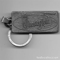 Coleccionismo de llaveros: LLAVERO DE METAL CHESTERFIELD - ARIZONA CHE 096 GRAND CAYON STATE - LLAV-10139 - B-227. Lote 194582387