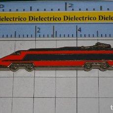 Coleccionismo de llaveros: LLAVERO DE TRENES FERROCARRILES. TREN ALTA VELOCIDAD TGV FRANCIA. Lote 194641121