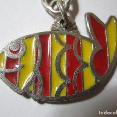 Coleccionismo de llaveros: LLAVERO RESTAURANT CAN PERE JOAN SANT ANDREU DE LLAVANERES. Lote 194715360
