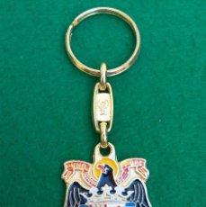 Coleccionismo de llaveros: LLAVERO AGUILA FRANCO. Lote 194731423
