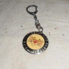 Coleccionismo de llaveros: LLAVERO METAL PINK PANTHER. Lote 194882712