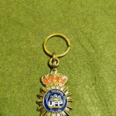 Coleccionismo de llaveros: LLAVERO UNIÓN FEDERAL DE POLICÍA. Lote 194955563
