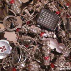 Coleccionismo de llaveros: LOTE 40 LLAVEROS. Lote 195087392