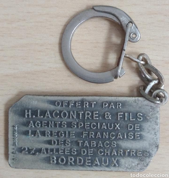 Coleccionismo de llaveros: Llavero petit cigares parisiens - Foto 2 - 195184718
