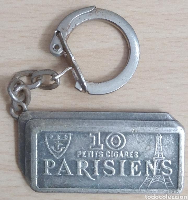 LLAVERO PETIT CIGARES PARISIENS (Coleccionismo - Llaveros)