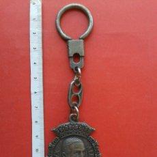 Coleccionismo de llaveros: BONITO LLAVERO ANTIGUO BRANDY RESERVA XEREZ. Lote 195234636