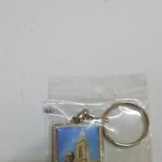 Coleccionismo de llaveros: LLAVERO RELIGIOSO PIO GURRUCHAGA. Lote 195261730