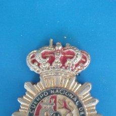 Coleccionismo de llaveros: LLAVERO INSIGNIA POLICIA. Lote 195283420