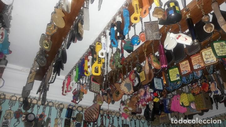 Coleccionismo de llaveros: GRANDISIMO LOTE DE 4500 LLAVERO,DE TODO MEZCLADO - Foto 2 - 195424277