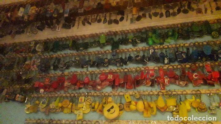 Coleccionismo de llaveros: GRANDISIMO LOTE DE 4500 LLAVERO,DE TODO MEZCLADO - Foto 3 - 195424277