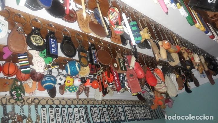 Coleccionismo de llaveros: GRANDISIMO LOTE DE 4500 LLAVERO,DE TODO MEZCLADO - Foto 6 - 195424277