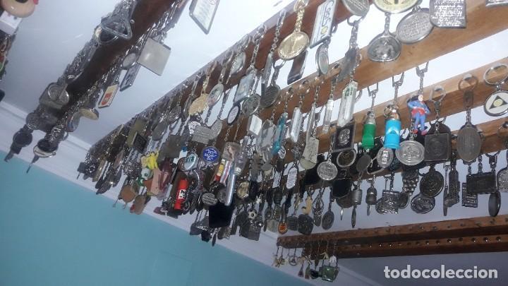 Coleccionismo de llaveros: GRANDISIMO LOTE DE 4500 LLAVERO,DE TODO MEZCLADO - Foto 8 - 195424277