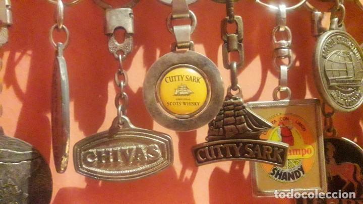 Coleccionismo de llaveros: GRANDISIMO LOTE DE 4500 LLAVERO,DE TODO MEZCLADO - Foto 10 - 195424277