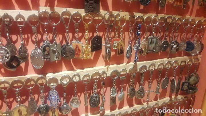 Coleccionismo de llaveros: GRANDISIMO LOTE DE 4500 LLAVERO,DE TODO MEZCLADO - Foto 11 - 195424277