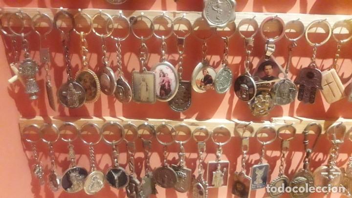 Coleccionismo de llaveros: GRANDISIMO LOTE DE 4500 LLAVERO,DE TODO MEZCLADO - Foto 12 - 195424277