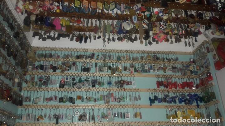 Coleccionismo de llaveros: GRANDISIMO LOTE DE 4500 LLAVERO,DE TODO MEZCLADO - Foto 13 - 195424277