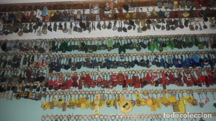 Coleccionismo de llaveros: GRANDISIMO LOTE DE 4500 LLAVERO,DE TODO MEZCLADO - Foto 15 - 195424277