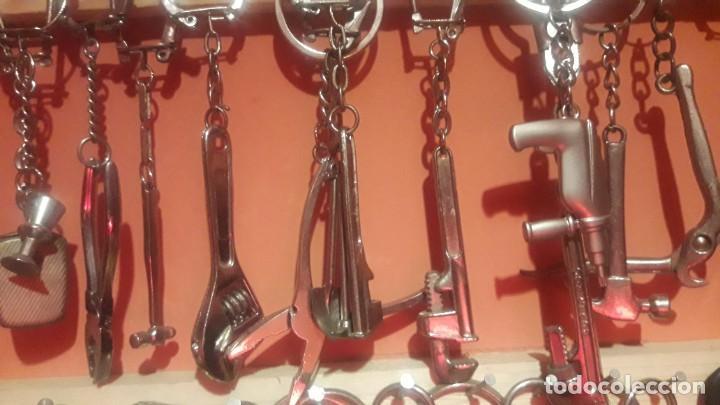 Coleccionismo de llaveros: GRANDISIMO LOTE DE 4500 LLAVERO,DE TODO MEZCLADO - Foto 22 - 195424277