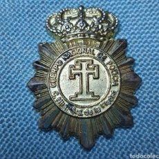 Coleccionismo de llaveros: ANTIGUA PLACA LLAVERO CUERPO NACIONAL DE POLICÍA C. NTRA SRA. DE LA PIEDAD. Lote 195462677