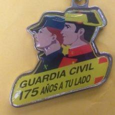 Coleccionismo de llaveros: LLAVERO - MILITAR - 175 ANIVERSARIO DE LA GUARDIA CIVIL. Lote 213446751