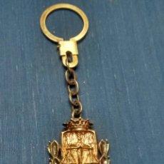 Coleccionismo de llaveros: LLAVERO PLATA CARRERA JUDICIAL. Lote 198941788