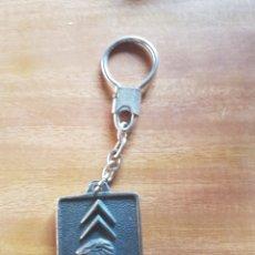 Collectionnisme de portes-clés: LLAVERO CITROEN-PEUGEOT TALLERES SAMSA 25 ANIVERSARIO. Lote 199144512