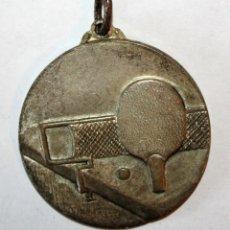 Coleccionismo de llaveros: LLAVERO DE VII 24H TENIS MESA CERDANYOLA DEL VALLES (BARCELONA). AGOSTO DEL 1969. Lote 201179478