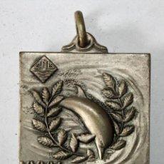 Coleccionismo de llaveros: LLAVERO DEL 35º ANIVERSARIO DEL CUB NATACIÓ BARCELONETA. BARCELONA. NATACIÓN. Lote 201182677