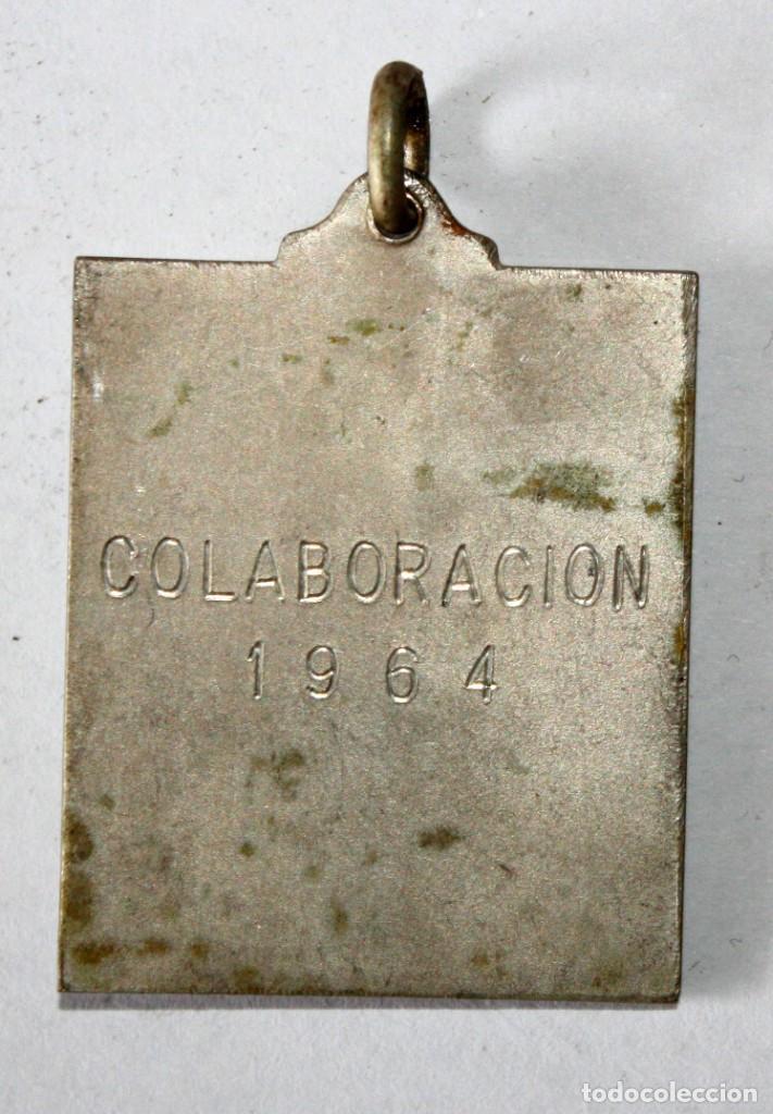 Coleccionismo de llaveros: LLAVERO DEL 35º ANIVERSARIO DEL CUB NATACIÓ BARCELONETA. BARCELONA. NATACIÓN - Foto 2 - 201182677