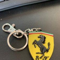 Colecionismo de porta-chaves: LLAVERO FERRARI. Lote 201946907