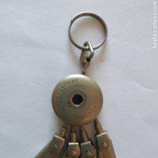 Coleccionismo de llaveros: LLAVERO PATENTADO BRAUSANZ. Lote 202748892