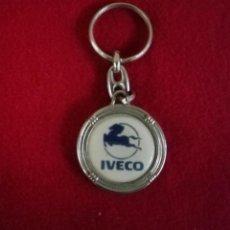 Coleccionismo de llaveros: LLAVERO - IVECO. Lote 203303846