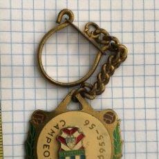 Coleccionismo de llaveros: LLAVERO. CLUB DEPORTIVO SAN MAGIN. CAMPEON GRUPO A. 1955-56. MALLORCA. Lote 205360701