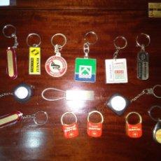 Coleccionismo de llaveros: LOTE LLAVEROS. Lote 205390605