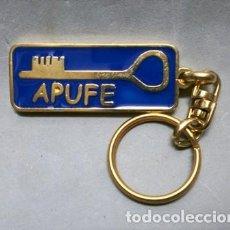 Coleccionismo de llaveros: LLAVERO DE METAL APUFE - POR UN FUTURO DE ESPERANZA - LLAV-10498 ,6 - B-244. Lote 206879855