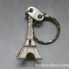 Coleccionismo de llaveros: LLAVERO DE METAL TORRE EIFEL PARIS - LLAV-10499 ,3 - B-244. Lote 206880546