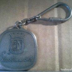 Collectionnisme de portes-clés: LLAVERO AUTOS BAENA SEAT DE CALAHORRA. Lote 207346318